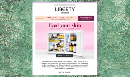 Feed Your Skin. The Beauty Edit