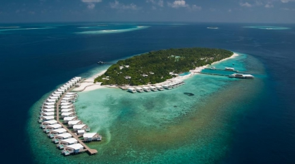 QMS Medicosmetics now available at the Amilla Fushi Resort, Maldives