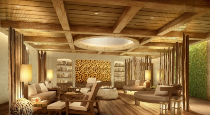 The Alpina Gstaad's Six Senses Spa