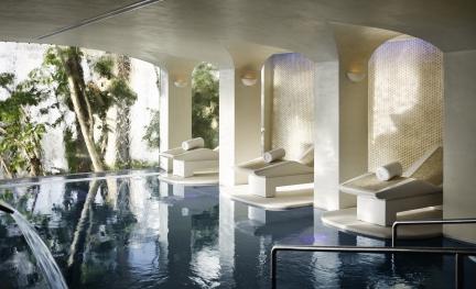 indoor spa, facial treatments in marbella