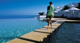 The Thalassa Spa at the Anassa