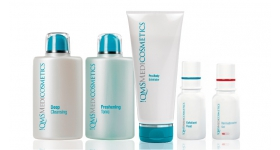 spring skincare, exfoliation and cleansing