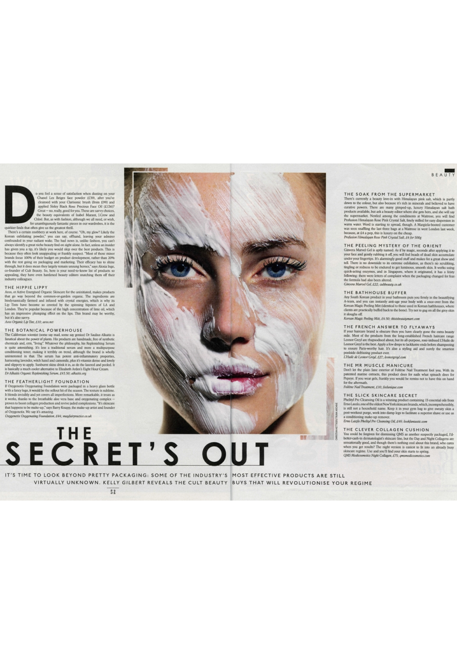 Sunday Times Style Magazine