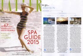 Tatler Spa Guide 2015