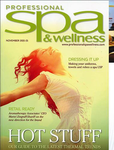 QMS Medicosmetics spa convention