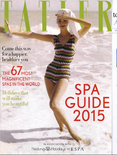 Tatler Spa Guide 2015