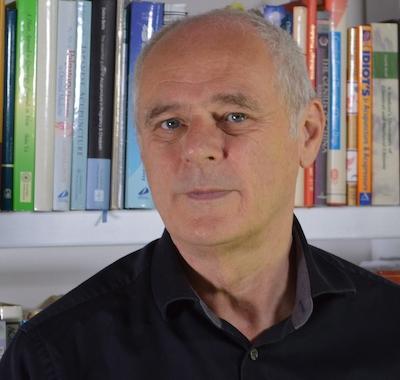 Charles Buck LicAc