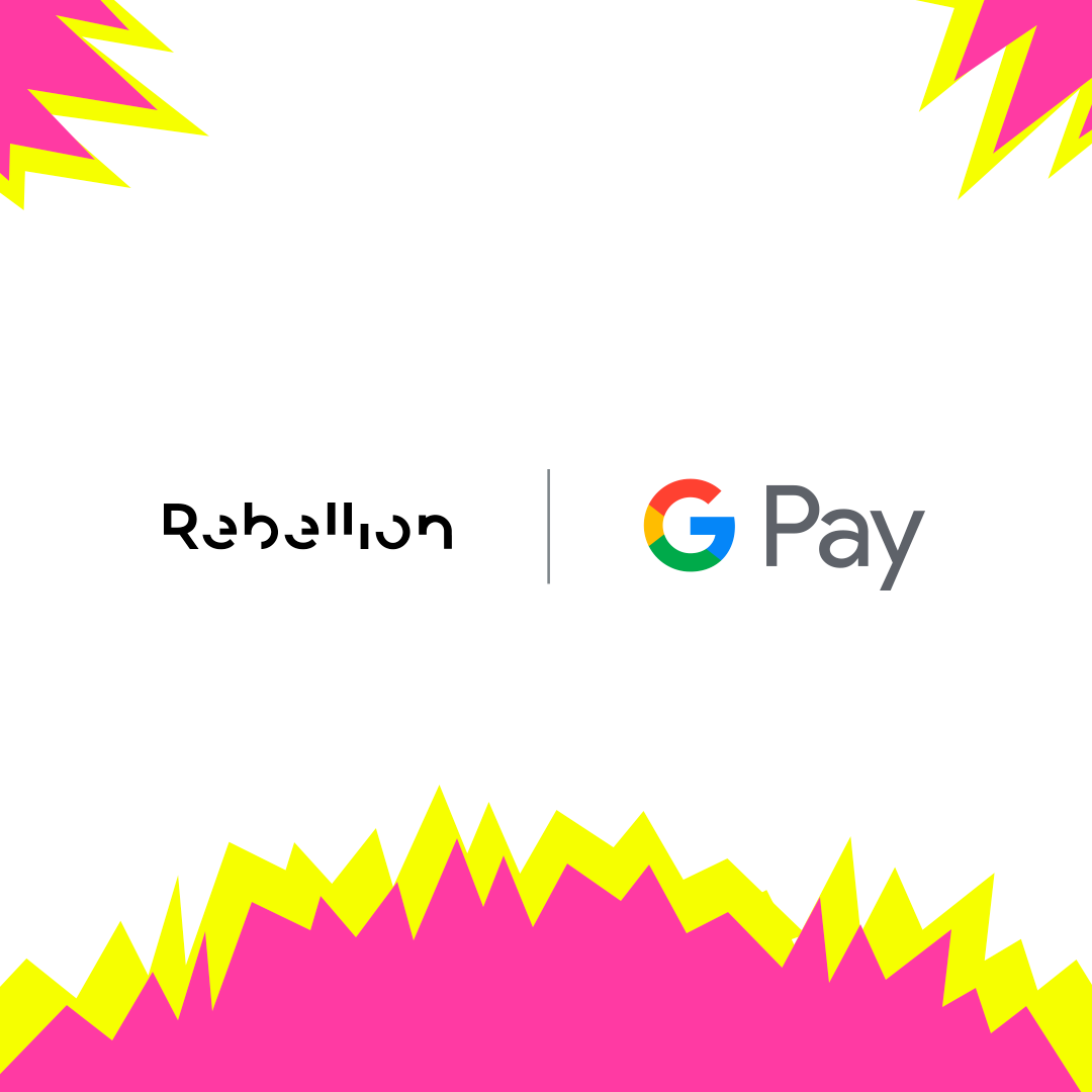 Hello to Google Pay™