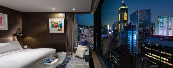 Housing, Building, Indoors, Living Room, Room, Bed, Furniture, Penthouse, Interior Design, Couch