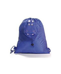 MOCHILA PLEGABLE animals AZUL