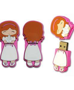 """MEMORIA USB NI""""A COMUNIîN 4GB"""