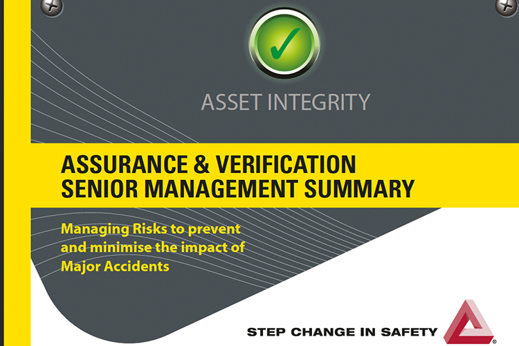 Assurance and Verification Senior Management Guidance