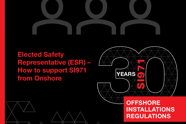 Safety Rep Essentials: How to support from onshore