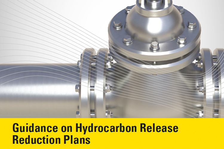 Guidance on Hydrocarbon Release Reduction Plans