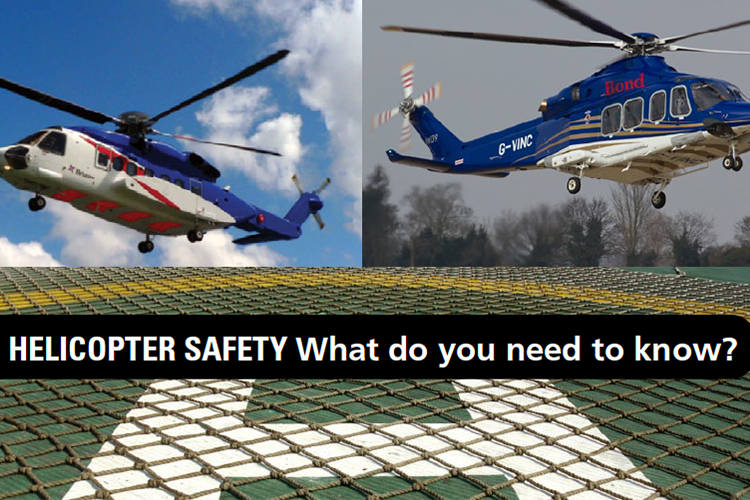Helicopter Safety Z-Fold
