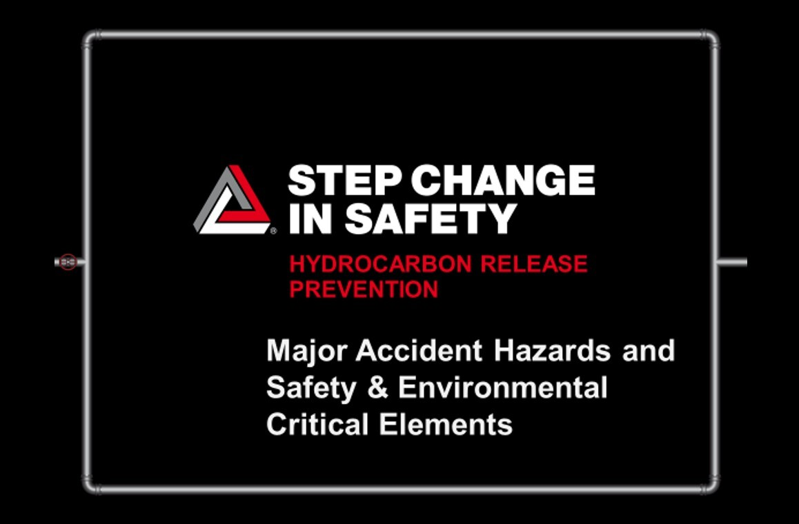 Hydrocarbon Release Prevention - Major Accident Hazards and Safety Critical Elements