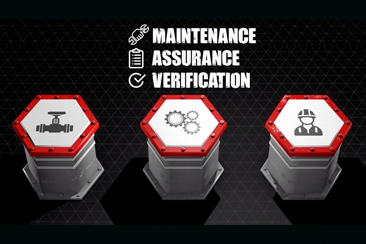 Pack 3. Barrier maintenance, assurance and Verification