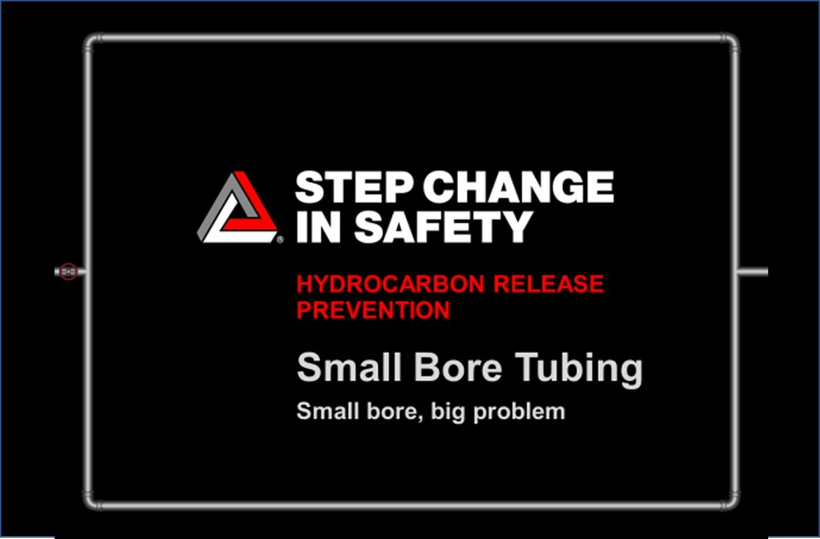 Hydrocarbon Release Prevention - Small Bore Tubing