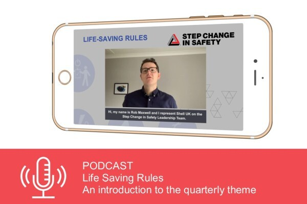 Podcast: Life Saving Rules - Introduction