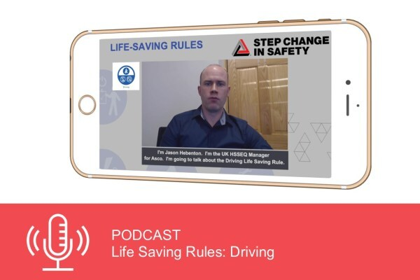 Podcast: Life Saving Rules - Driving