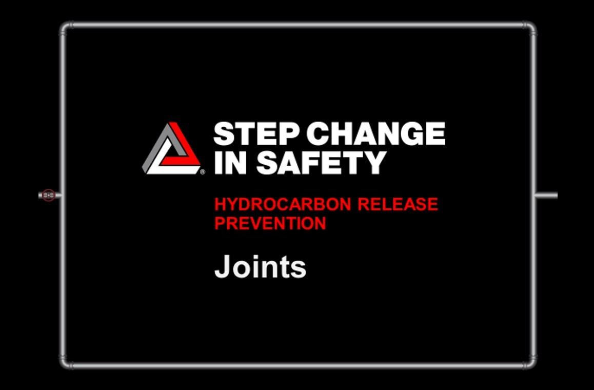 Hydrocarbon Release Prevention - Joints