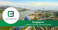 3E Accounting Firm  Incorporate Singapore Company