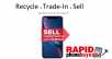 Sell My Mobile Phone - Recycle  Trade in