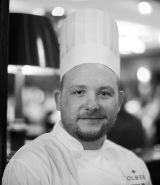 Sascha Rieb, Head Chef at Colbert in Chelsea
