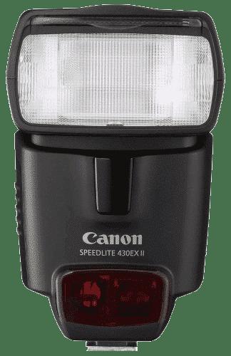 Canon Speedlite 430EX II Flash for Canon Digital SLR Cameras