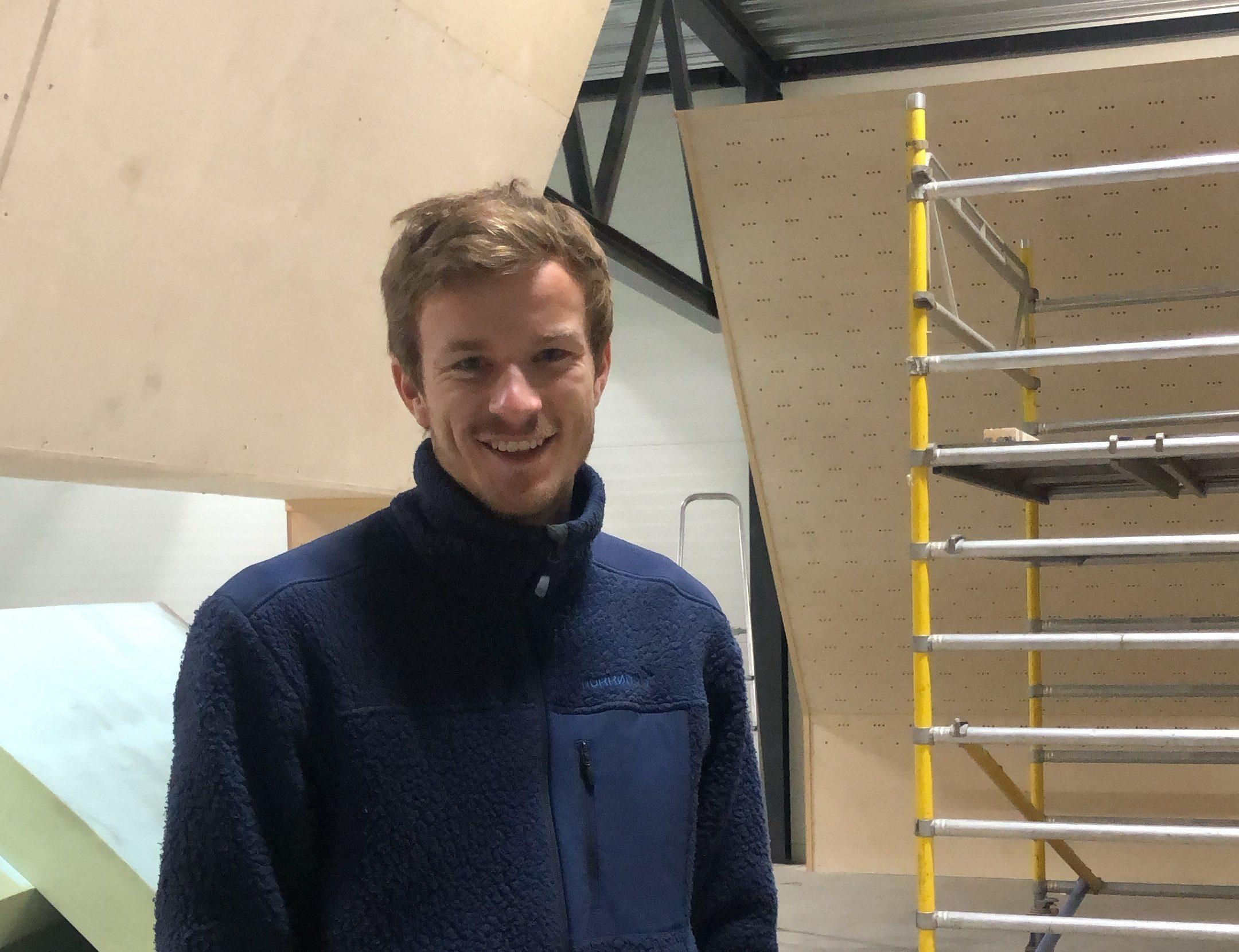 Simen Sjulstad hos Høyt Under Taket