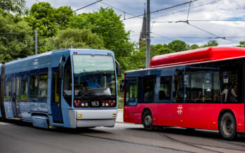 Hvordan måle utviklingen i kollektivtrafikkens markedsandeler?