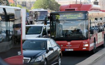 Vi skriver artikler i Bussmagasinet