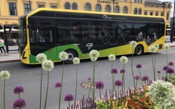 Tiltak for å redusere biltrafikken i Buskerudbyen