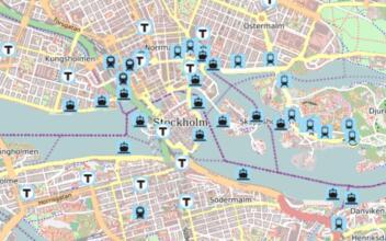 Studerer fremkommelighetsproblemer i Stockholm