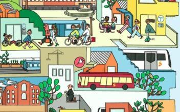 Attraktivt sentrum og bærekraftig by