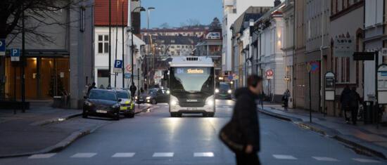 Kollektivtransport truet av årlig milliardsvikt