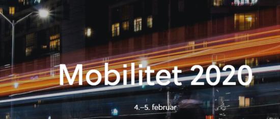 Mobilitet 2020: Urbanet deltar med innlegg