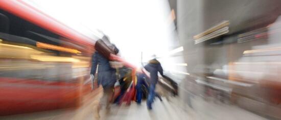 Langsiktig nedgang i togreiser på 29 prosent
