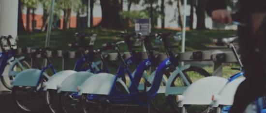 Kartlegging av sykkeldelingsordninger