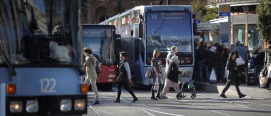 Vi har revidert tre kollektivtiltak i Tiltakskatalog for transport og miljø