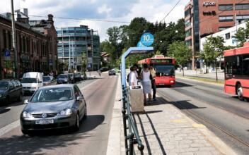 Metode for å evaluere effekter av fremkommelighetstiltak for kollektivtrafikken