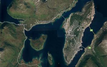 Evaluering av kollektivfelt i Tromsø
