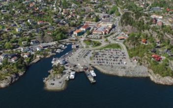 Parkeringsutredning - Kleppestø sentrum