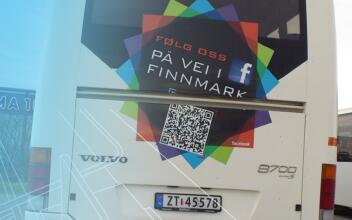 Strategi for utvikling av kollektivtransporten i Finnmark