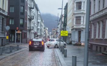 Lokal luftkvalitet i Bergen