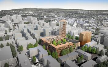 Nye bygg kan gi mer klimaeffektiv mobilitet