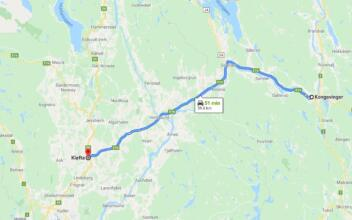 Kommunedelplan Kongsvinger-Kløfta