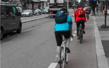 Effekter av nytt sykkelvegnett i Oslo