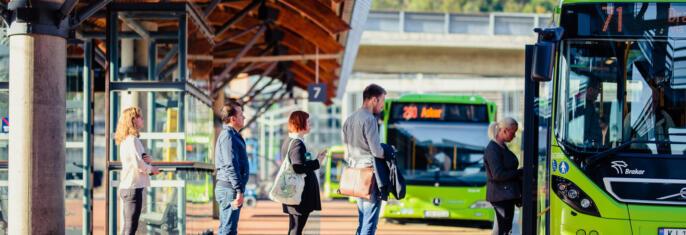 Analyser av reisevaner i nye Asker kommune