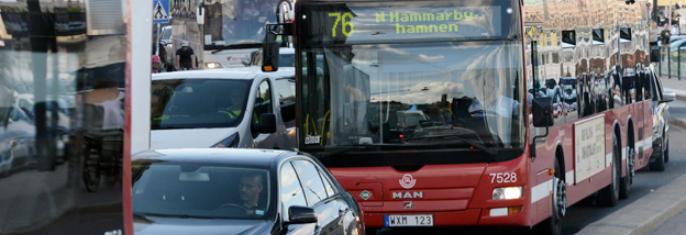 Vi skriver artikkelserie i Bussmagasinet